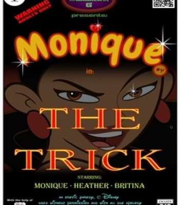 "Porn Comics - GAGALA – ""Monique – the trick"" (Ongoing)"