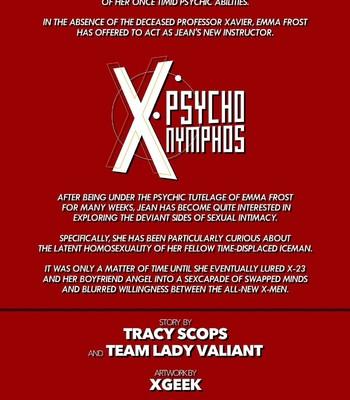 X-Psycho Nymphos 2 comic porn sex 002