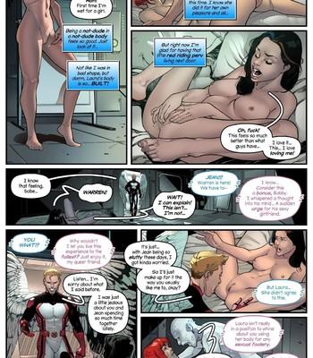 X-Psycho Nymphos 2 comic porn sex 005