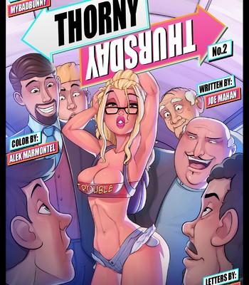 Porn Comics - Thorny Thursday 2