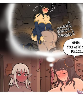 [Lewdua] Lola and Pamela (All Parts + Extras) (Ongoing) comic porn sex 047