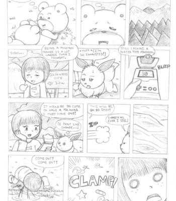 Pokemon Shorts (SL350) comic porn sex 039