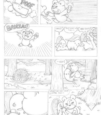 Pokemon Shorts (SL350) comic porn sex 048