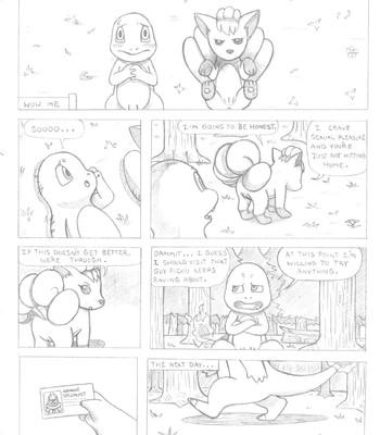 Pokemon Shorts (SL350) comic porn sex 054