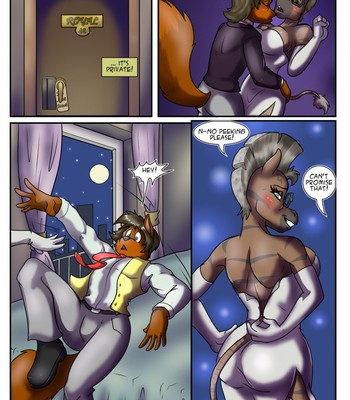 Classy Party comic porn sex 004
