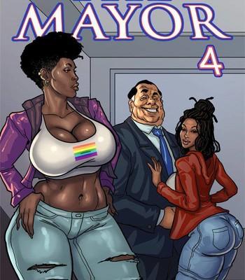 Porn Comics - The Mayor 4 (Ongoing)