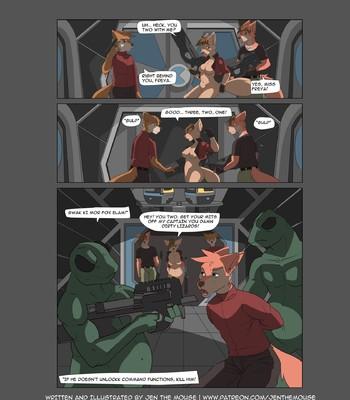 Lt. Freya. Issues 1-8 + Extras comic porn sex 049