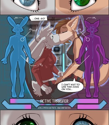Lt. Freya. Issues 1-8 + Extras comic porn sex 088