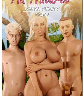 Porn Comics - Au Naturel – Nudist Resort part 4 (ongoing)