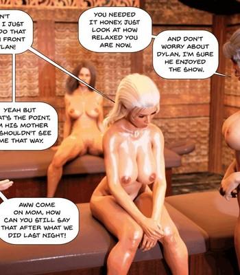 Au Naturel – Nudist Resort part 4 (ongoing) comic porn sex 002