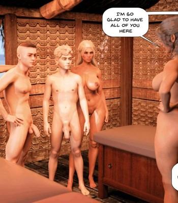 Au Naturel – Nudist Resort part 4 (ongoing) comic porn sex 008
