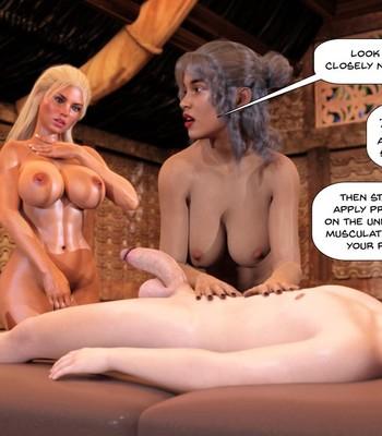 Au Naturel – Nudist Resort part 4 (ongoing) comic porn sex 012