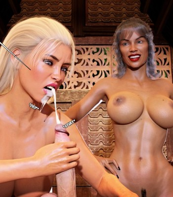 Au Naturel – Nudist Resort part 4 (ongoing) comic porn sex 035
