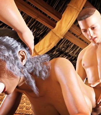 Au Naturel – Nudist Resort part 4 (ongoing) comic porn sex 084