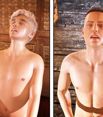Au Naturel – Nudist Resort part 4 (ongoing) comic porn sex 092