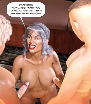 Au Naturel – Nudist Resort part 4 (ongoing) comic porn sex 095