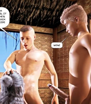 Au Naturel – Nudist Resort part 4 (ongoing) comic porn sex 098