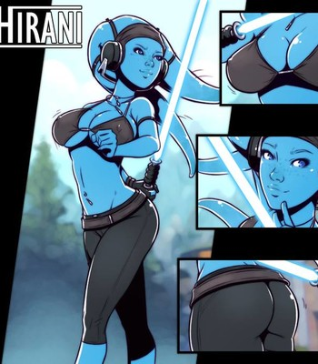 Porn Comics - Alenya Hirani – Twi'lek Padawan