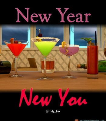Porn Comics - New Year, New You