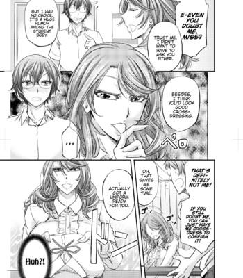Houkago Mesu Ochi Shidou [Decensored] comic porn sex 004