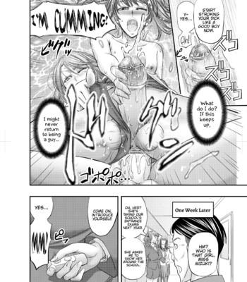 Houkago Mesu Ochi Shidou [Decensored] comic porn sex 025