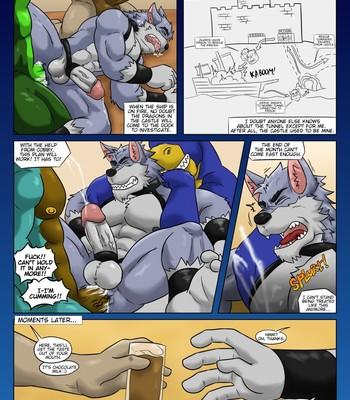 Captive comic porn sex 111