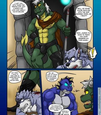 Captive comic porn sex 155