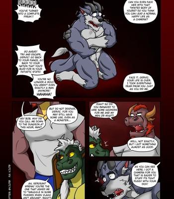 Captive comic porn sex 214