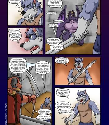 Captive comic porn sex 231