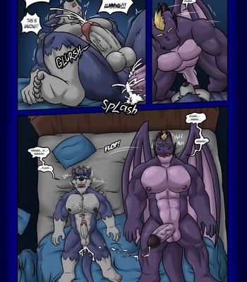 Captive comic porn sex 309