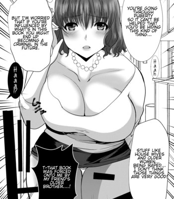 Do You Dislike Your Carnivorous Mother? comic porn sex 005