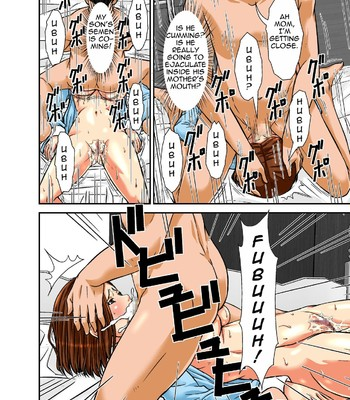I Could Only See Mom as a Woman After Seeing Her Again comic porn sex 045