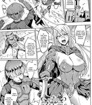 Sennen Reijou ~ My Lady, My Master ~ Ch. 1-8 comic porn sex 006