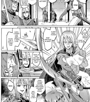 Sennen Reijou ~ My Lady, My Master ~ Ch. 1-8 comic porn sex 007