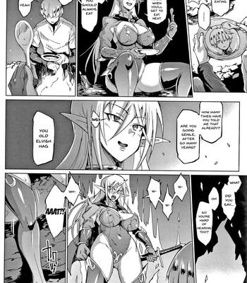 Sennen Reijou ~ My Lady, My Master ~ Ch. 1-8 comic porn sex 009