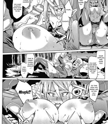 Sennen Reijou ~ My Lady, My Master ~ Ch. 1-8 comic porn sex 011