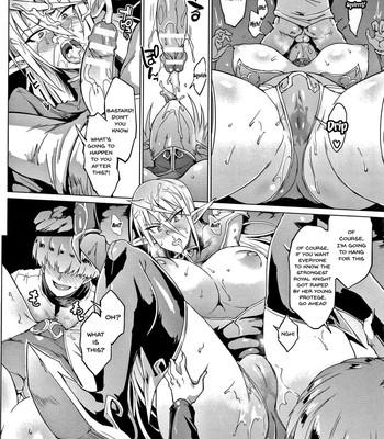 Sennen Reijou ~ My Lady, My Master ~ Ch. 1-8 comic porn sex 013