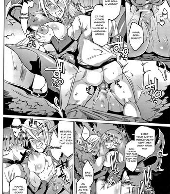 Sennen Reijou ~ My Lady, My Master ~ Ch. 1-8 comic porn sex 015