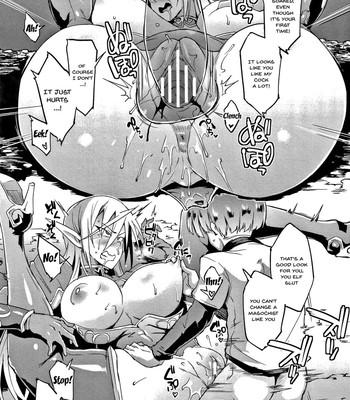 Sennen Reijou ~ My Lady, My Master ~ Ch. 1-8 comic porn sex 016