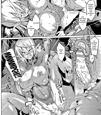 Sennen Reijou ~ My Lady, My Master ~ Ch. 1-8 comic porn sex 017