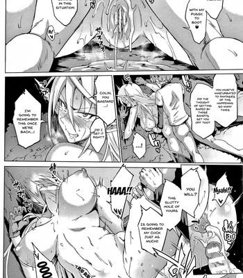 Sennen Reijou ~ My Lady, My Master ~ Ch. 1-8 comic porn sex 025