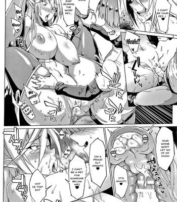 Sennen Reijou ~ My Lady, My Master ~ Ch. 1-8 comic porn sex 027