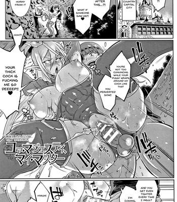 Sennen Reijou ~ My Lady, My Master ~ Ch. 1-8 comic porn sex 032