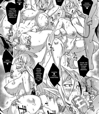 Sennen Reijou ~ My Lady, My Master ~ Ch. 1-8 comic porn sex 036