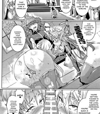 Sennen Reijou ~ My Lady, My Master ~ Ch. 1-8 comic porn sex 057