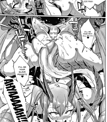 Sennen Reijou ~ My Lady, My Master ~ Ch. 1-8 comic porn sex 070