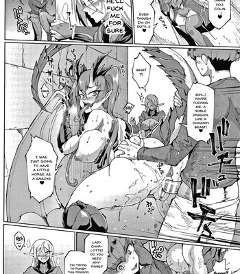 Sennen Reijou ~ My Lady, My Master ~ Ch. 1-8 comic porn sex 099