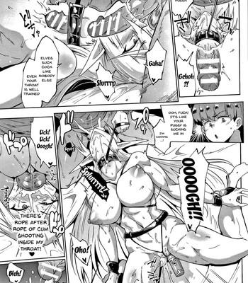 Sennen Reijou ~ My Lady, My Master ~ Ch. 1-8 comic porn sex 106