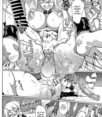 Sennen Reijou ~ My Lady, My Master ~ Ch. 1-8 comic porn sex 109