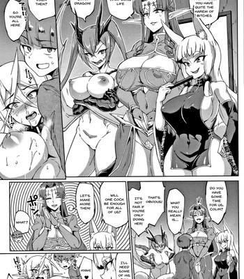 Sennen Reijou ~ My Lady, My Master ~ Ch. 1-8 comic porn sex 110